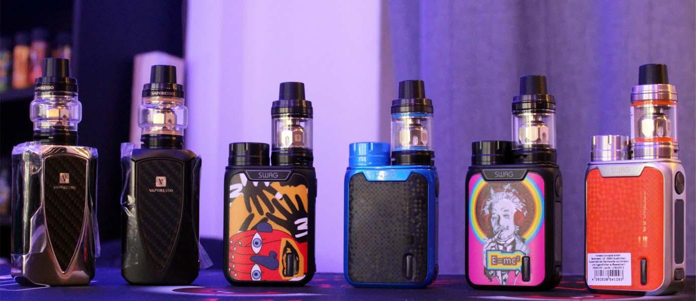 Hardware für die E-Zigarette